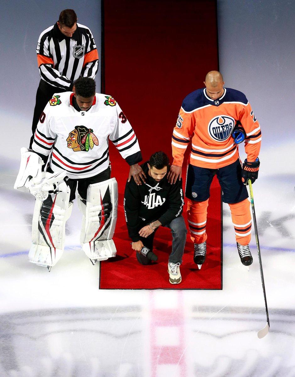 Хоккейные борцы срасизмом требуют отНХЛ 100 миллионов долларов. Теперь все проблемы будут решены!
