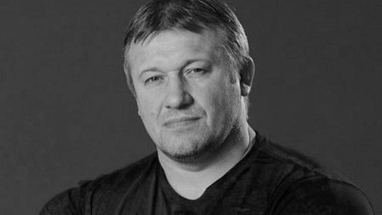Владимир Воронов. Фото instagram.com