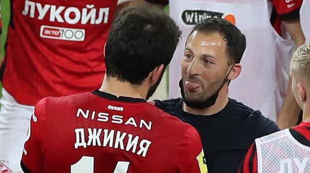 «Втаблицу посмотрим вмае». Тедеско опобеде над «Арсеналом» илидерстве «Спартака»