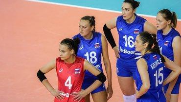 Сборная России проиграла все три матча натурнире вКалининграде.
