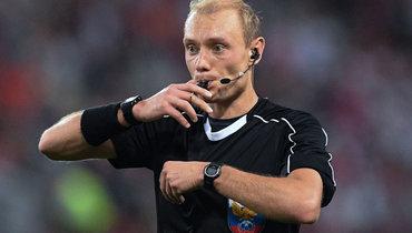 Год назад его хотели пожизненно дисквалифицировать. Кто судит матч «Локомотив»— «Зенит»?