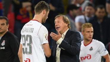 «Семин для меня самый уважаемый человек». Кверквелия рассказал, почему ушел из «Локомотива»