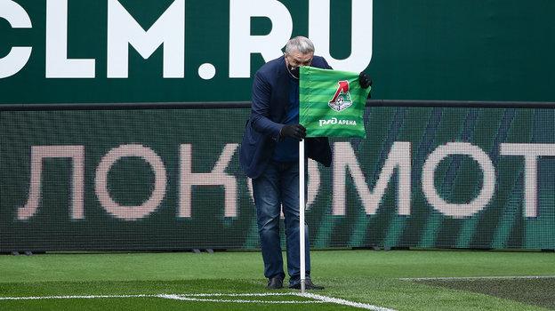 Обход Медведева. Руководитель «Зенита» «колдует» над воротами «Локо»