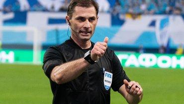 «Началась охота наведьм». Московская федерация футбола поддержала арбитра Еськова