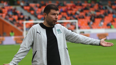 Карасев показал красную карточку Мусаеву после матча «Краснодар»— «Ростов»