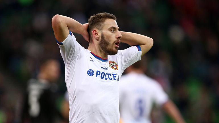 Никола Влашич. Фото Виталий Тимкив.