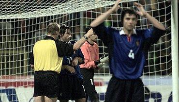 ДоМарибора-2009 была Любляна-2001. Убийство сборной России судьей Поллом