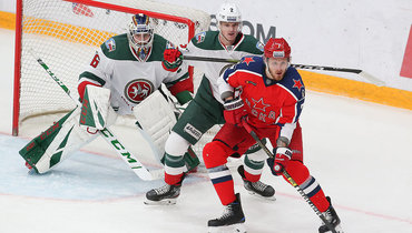 ЦСКА и «АкБарс» сыграют вматче-открытии сезона КХЛ.