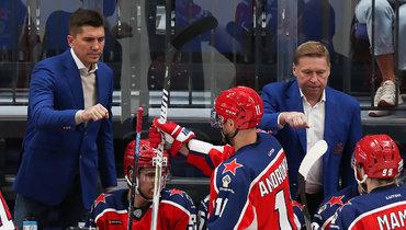 ЦСКА откроет чемпионат КХЛ матчем против «АкБарса».