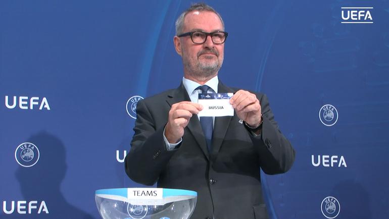 Жеребьевка отбора Евро-2022 помини-футболу. Фото УЕФА