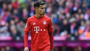 «Бавария» сообщила, что Коутинью возвращается в «Барселону»