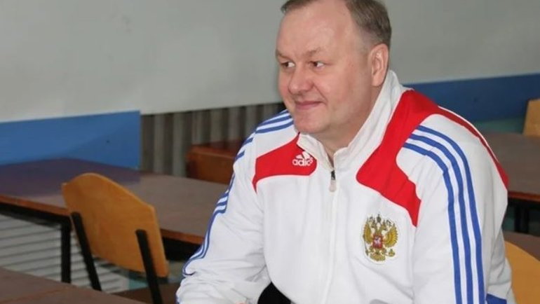 Валерий Масалитин. Фото pfc_cska1911/vk.com