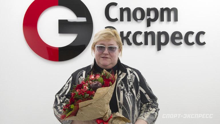 Нина Мозер. Фото Федор Успенский., «СЭ»