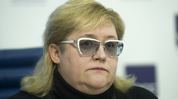 Нина Мозер. Фото Федор Успенский, «СЭ»