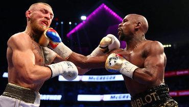 Бокс против ММА. Экс-чемпион UFC лежал внокауте, алегендарный «Тушите свет» проиграл без шансов