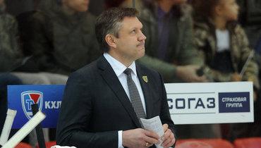 Буцаев пока неможет руководить «Нефтехимиком». Клуб назначил временный тренерский штаб