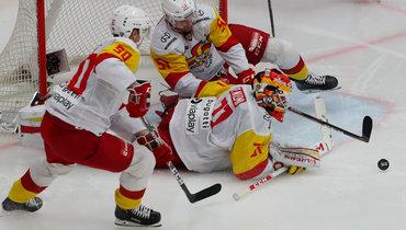 «Йокерит» отказался вылететь наигру вМинск ибыл наказан техническим поражением.
