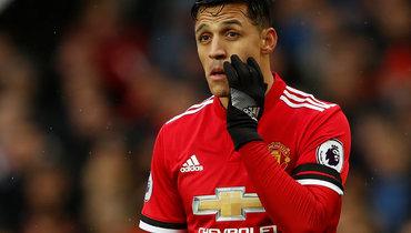Алексис Санчес: «Яхотел уйти из «Манчестер Юнайтед» уже после первой тренировки»