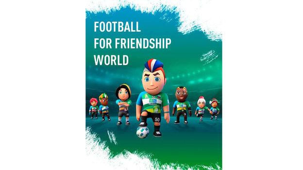 В2020 году «Футбол для дружбы» пройдет вонлайн-формате.