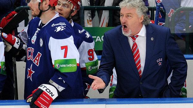 Милош Ржига. Фото Владимир Беззубов, photo.khl.ru