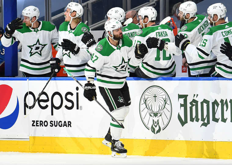 Радулов, Худобин, Гурьянов— вфинале «Запада»! «Даллас»— «Колорадо»— это был великий хоккей