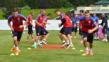 Матч Чехия— Шотландия несостоится. Вчешской команде выявили коронавирус