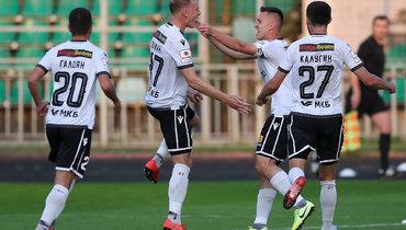 «Торпедо» вырвало победу у «СКА-Хабаровска», уступая за10 минут доконца матча