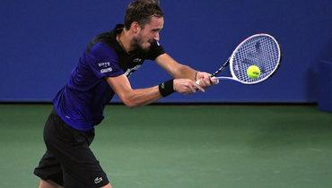 Медведев втрех сетах победил Волфа втретьем кругеUS Open