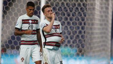 Португалия без Роналду разгромила Хорватию