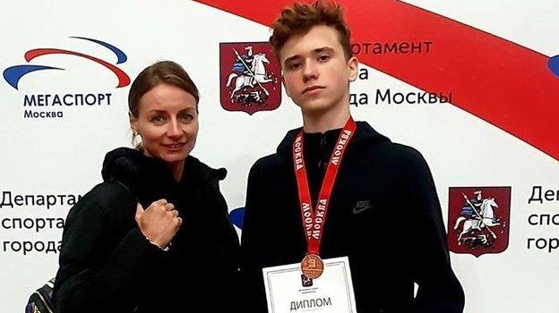 Виктория Буцаева иИлья Яблоков. Фото instagram.com