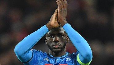 Источник: «Наполи» требует от «Манчестер Сити» 90 миллионов евро заКулибали