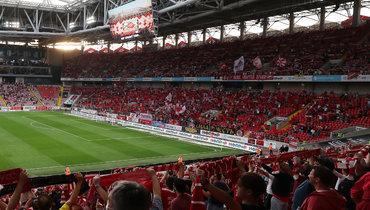 «Родина» договорилась опроведении кубкового матча со «Спартаком» на «Открытие Арене»