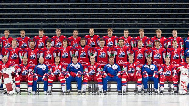 Ярославский «Локомотив» перед стартом сезона 2011/2012.