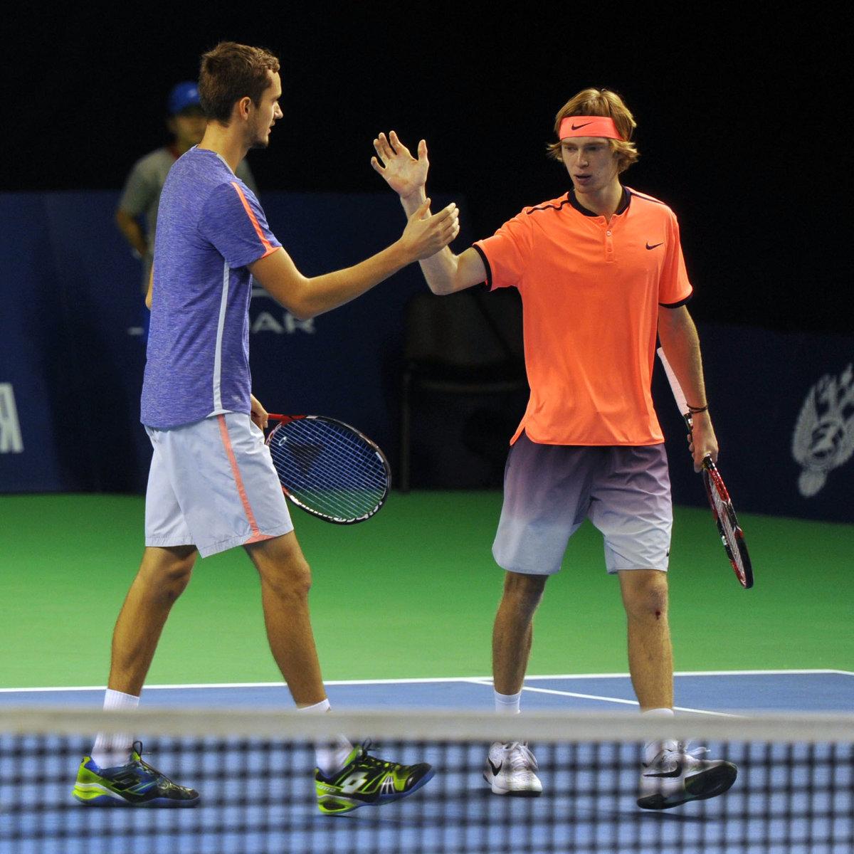 «Матч Медведев— Рублев станет украшениемUS Open». Четвертьфинал нашей мечты натурнире вНью-Йорке