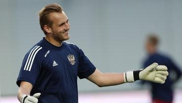 Черчесов сказал, при каком условии вглавной сборной России появятся молодые игроки