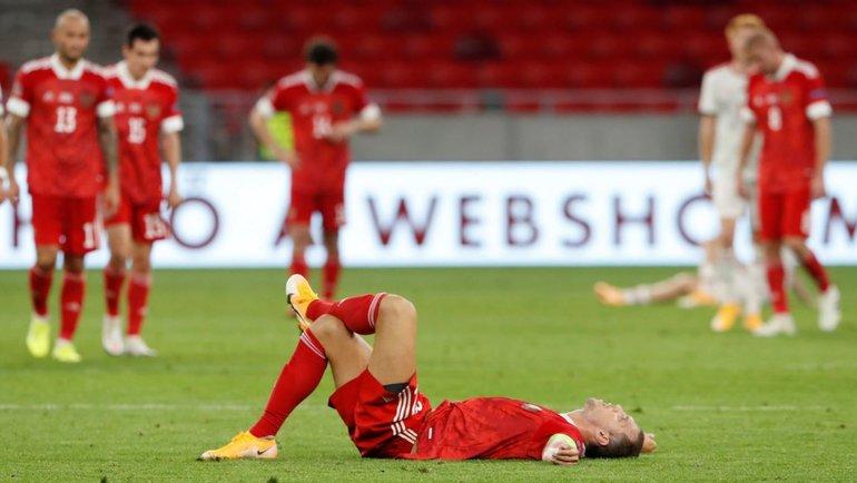 Два гола Венгрии— лекарство отощущения совершенства. Рабинер— опобеде сборной России вБудапеште
