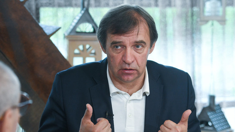 Александр Бородюк. Фото Дарья Исаева, «СЭ»