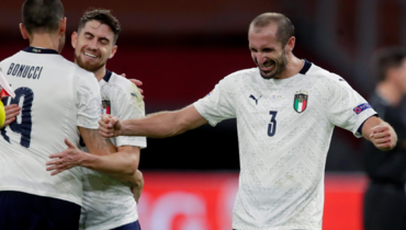 Джорджо Кьеллини: «Италия выступает навысоком уровне последние два года»