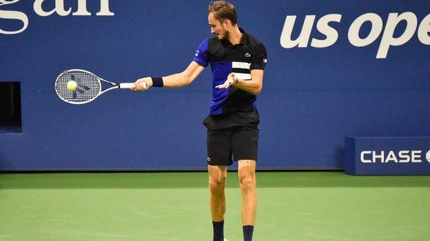 Русские пришли! Медведев иРублев встретятся вчетвертьфиналеUS Open