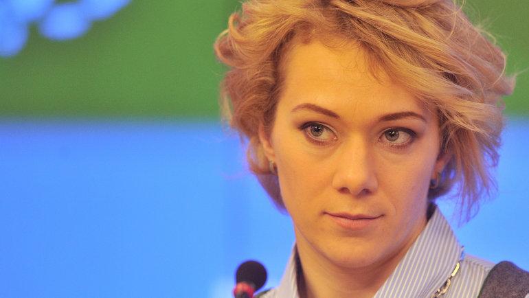 Ольга Зайцева. Фото Татьяна Дорогутина.