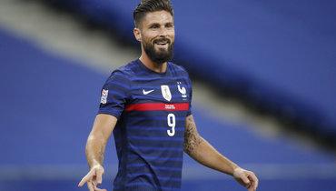 Сборная Франции победила Хорватию вЛиге наций, Ловрен забил гол