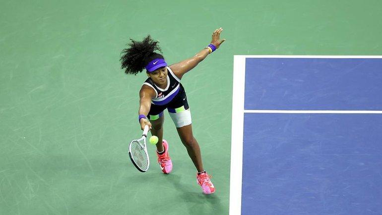 9 сентября. Наоми Осака. Фото US Open