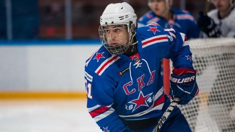 Илья Алтыбармакян. Фото ХКСКА