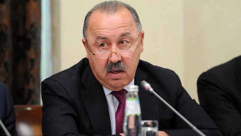 Валерий Газзаев. Фото Алексей Иванов.