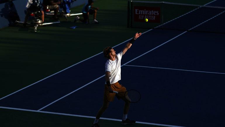 Андрей Рублев. Фото USA Today Sports