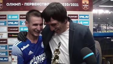 Капитан «Оренбурга» Малых провел рекордный 300-й матч заклуб