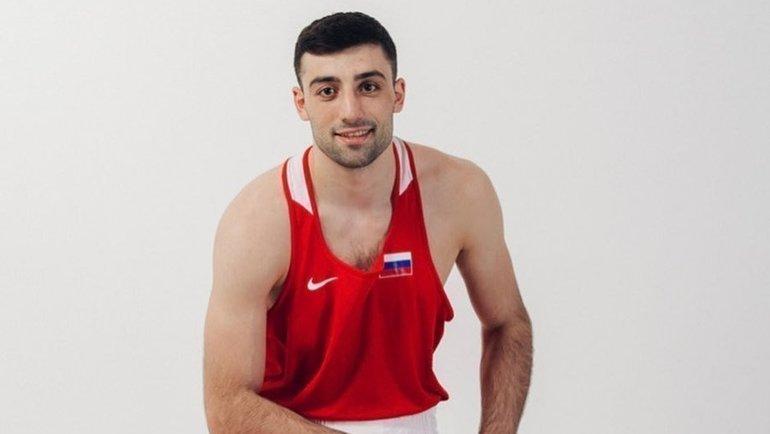 Георгий Кушиташвили. Фото Instagram.
