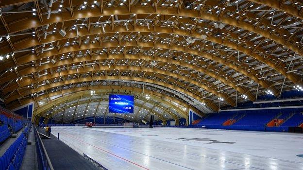 Арена «Байкал». Фото Татьяна Глюк