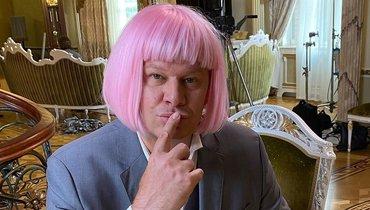 Дмитрий Губерниев. Фото Instagram.
