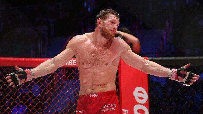 Владимир Минеев. Фото Fight Nights Global.